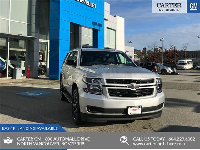 2019 Chevrolet Tahoe LT (Stk: 9TA39720) in North Vancouver - Image 1 of 14