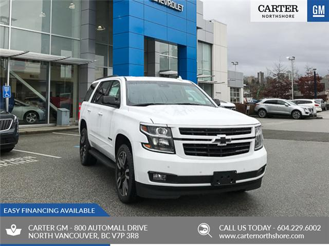 2019 Chevrolet Tahoe Premier (Stk: 9TA39480) in North Vancouver - Image 1 of 15