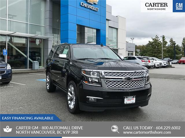 2019 Chevrolet Tahoe Premier (Stk: 9TA87490) in North Vancouver - Image 1 of 13