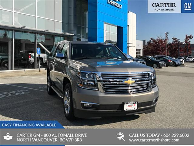 2019 Chevrolet Tahoe Premier (Stk: 9TA35010) in North Vancouver - Image 1 of 12
