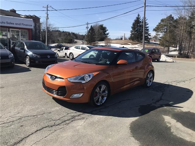 2013 Hyundai Veloster Tech (Stk: U47759) in Lower Sackville - Image 1 of 18