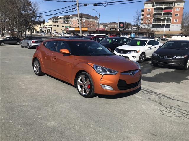 2013 Hyundai Veloster Tech (Stk: U47759) in Lower Sackville - Image 2 of 18