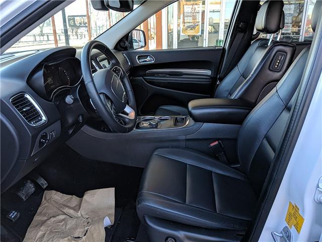 2017 Dodge Durango GT (Stk: F395) in Saskatoon - Image 9 of 17