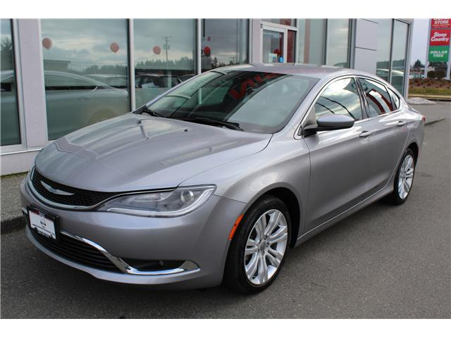 2015 Chrysler 200 Limited (Stk: 9L1979A) in Nanaimo - Image 1 of 8