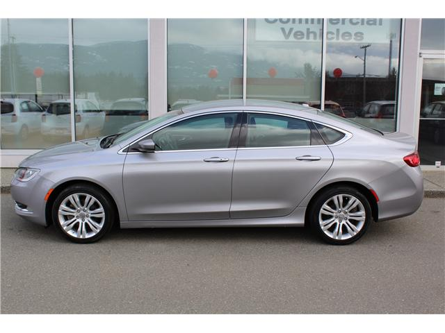 2015 Chrysler 200 Limited (Stk: 9L1979A) in Nanaimo - Image 2 of 8