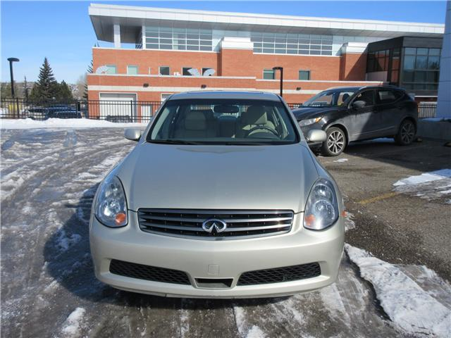 2006 Infiniti G35x Base (Stk: 8578) in Okotoks - Image 18 of 23