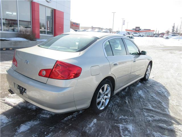 2006 Infiniti G35x Base (Stk: 8578) in Okotoks - Image 20 of 23