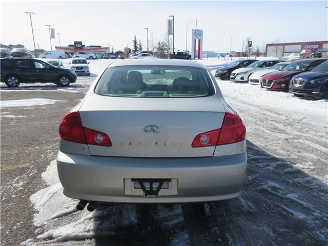 2006 Infiniti G35x Base (Stk: 8578) in Okotoks - Image 21 of 23