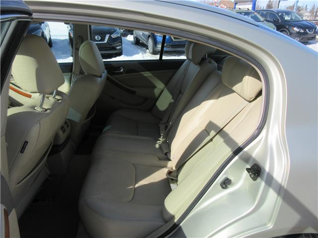 2006 Infiniti G35x Base (Stk: 8578) in Okotoks - Image 16 of 23