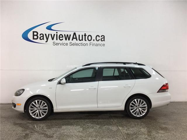 2014 Volkswagen Golf 2.0 TDI Wolfsburg Edition (Stk: 34488W) in Belleville - Image 1 of 25