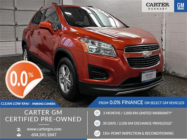 2014 Chevrolet Trax 1LT (Stk: E8-37361) in Burnaby - Image 1 of 24