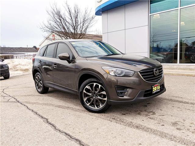 2016 Mazda CX-5 GT (Stk: K7553A) in Peterborough - Image 1 of 24