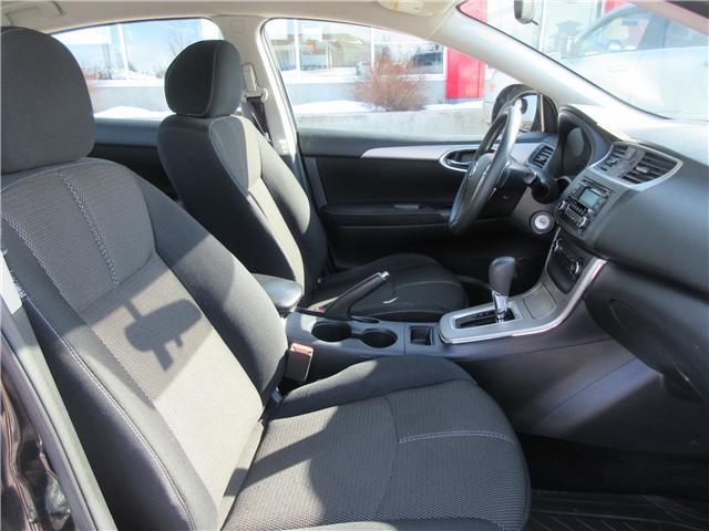 2015 Nissan Sentra 1.8 S (Stk: 8505) in Okotoks - Image 2 of 18