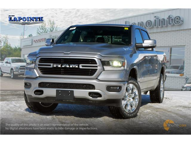 2019 RAM 1500 Big Horn (Stk: 19188) in Pembroke - Image 1 of 20
