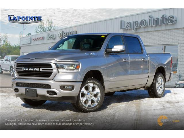 2019 RAM 1500 Big Horn (Stk: 19188) in Pembroke - Image 2 of 20