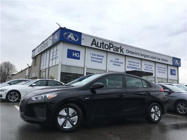 2019 Hyundai Ioniq Hybrid  (Stk: 19-08665) in Brampton - Image 1 of 26