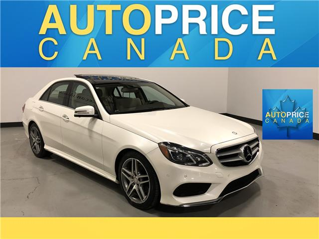 2016 Mercedes-Benz E-Class Base (Stk: F0162) in Mississauga - Image 1 of 26