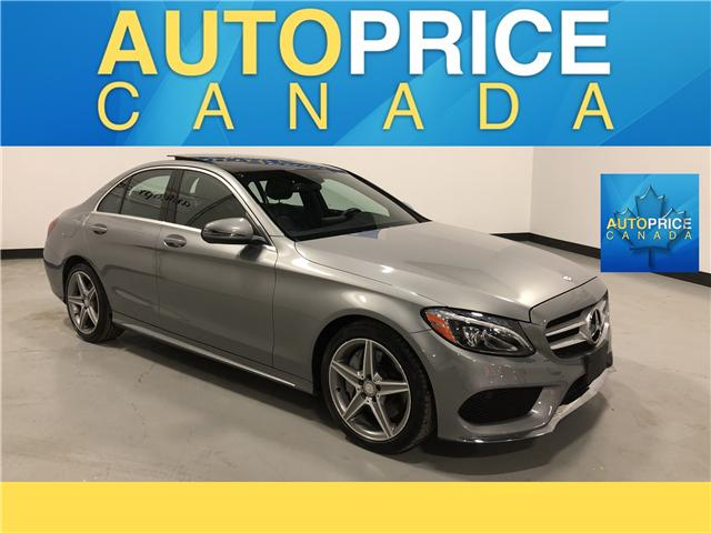 2016 Mercedes-Benz C-Class Base (Stk: H0169) in Mississauga - Image 1 of 26