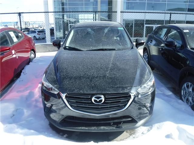 2019 Mazda CX-3 GS (Stk: M1959) in Calgary - Image 1 of 1