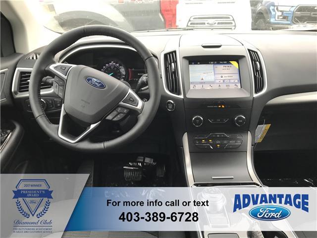 2019 Ford Edge SEL (Stk: K-547) in Calgary - Image 4 of 5