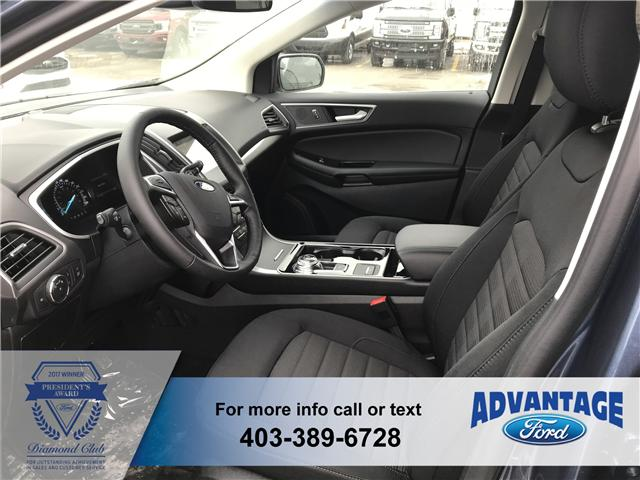 2019 Ford Edge SEL (Stk: K-547) in Calgary - Image 5 of 5