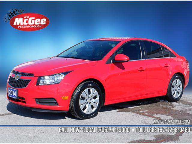 2014 Chevrolet Cruze 1LT (Stk: 19373A) in Peterborough - Image 1 of 19