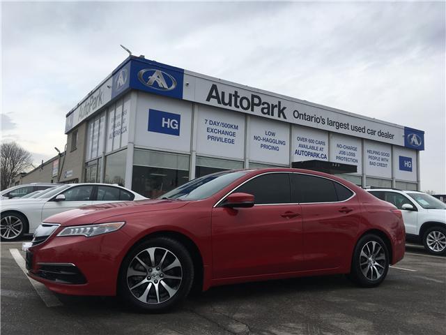 2017 Acura TLX Base (Stk: 17-00438) in Brampton - Image 1 of 30