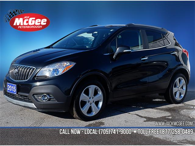 2015 Buick Encore Convenience (Stk: 19265A) in Peterborough - Image 1 of 21