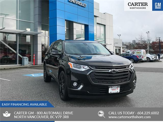 2019 Chevrolet Traverse Premier (Stk: 9TR88750) in North Vancouver - Image 1 of 14