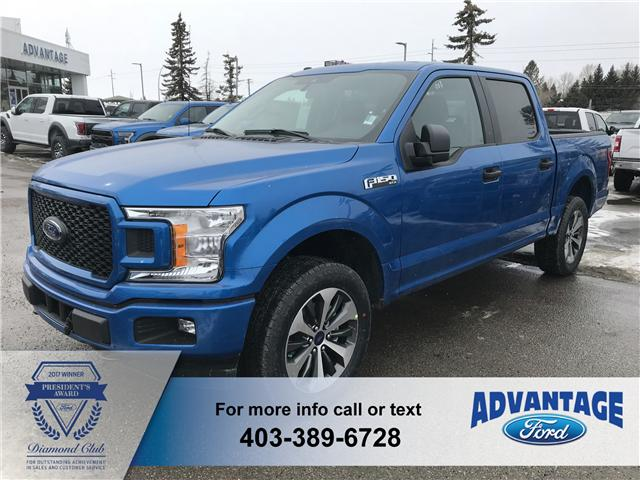 2019 Ford F-150 XL (Stk: K-648) in Calgary - Image 1 of 5