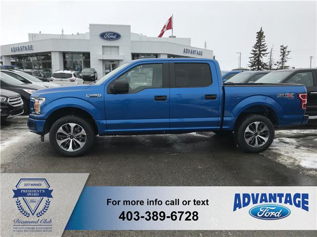 2019 Ford F-150 XL (Stk: K-648) in Calgary - Image 2 of 5