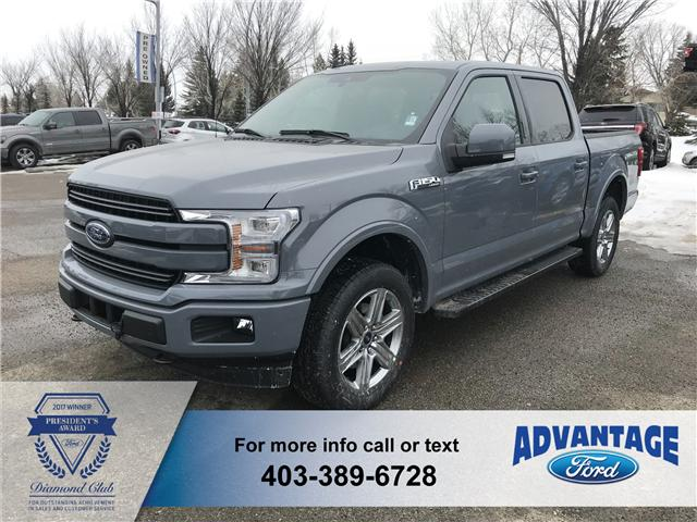 2019 Ford F-150 Lariat (Stk: K-722) in Calgary - Image 1 of 6