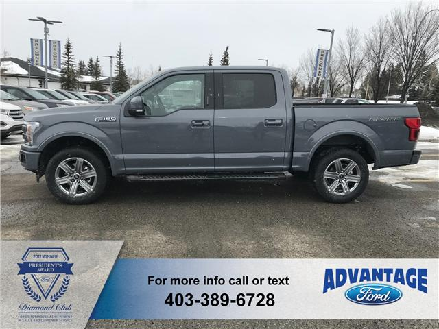 2019 Ford F-150 Lariat (Stk: K-722) in Calgary - Image 2 of 6