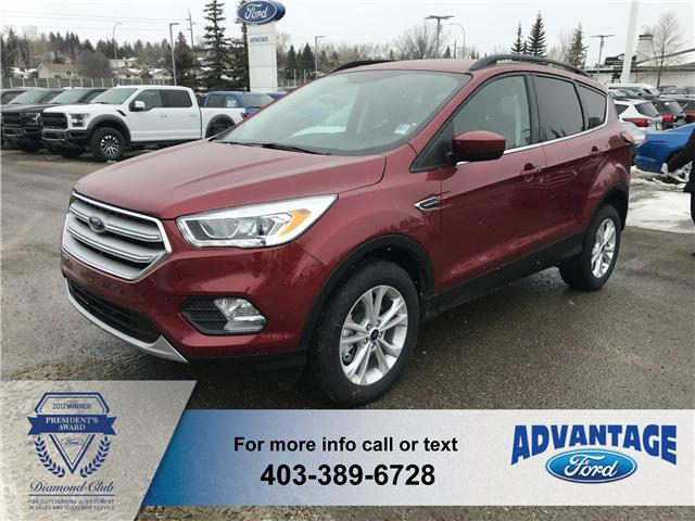 2019 Ford Escape SEL (Stk: K-747) in Calgary - Image 1 of 5