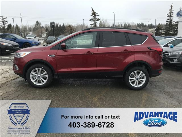 2019 Ford Escape SEL (Stk: K-747) in Calgary - Image 2 of 5