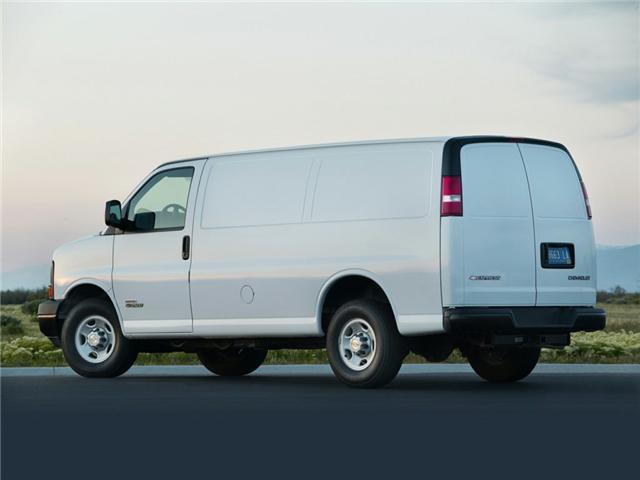 2017 Chevrolet Express 2500 1WT (Stk: J19015) in Brandon - Image 1 of 6