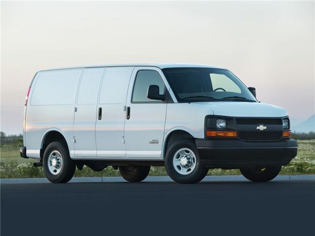 2017 Chevrolet Express 2500 1WT (Stk: J19015) in Brandon - Image 2 of 6