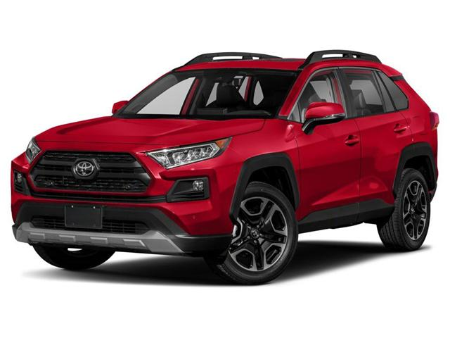 2019 Toyota RAV4 Trail (Stk: 3717) in Guelph - Image 1 of 9