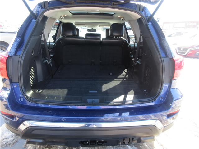 2018 Nissan Pathfinder Platinum (Stk: 7120) in Okotoks - Image 29 of 30