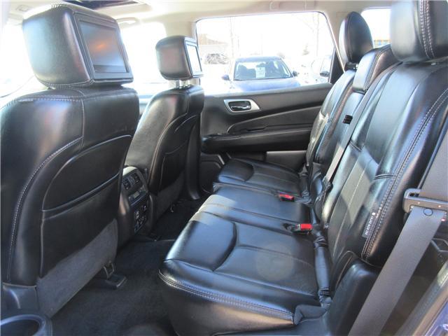 2018 Nissan Pathfinder Platinum (Stk: 7120) in Okotoks - Image 20 of 30