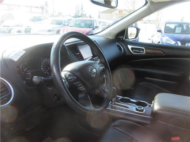 2018 Nissan Pathfinder Platinum (Stk: 7120) in Okotoks - Image 5 of 30