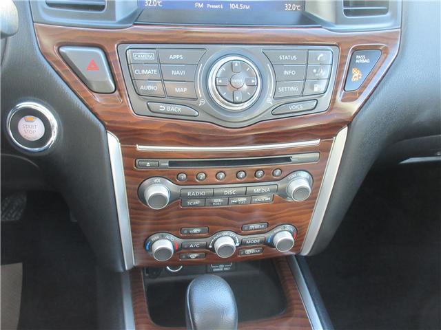 2018 Nissan Pathfinder Platinum (Stk: 7120) in Okotoks - Image 12 of 30