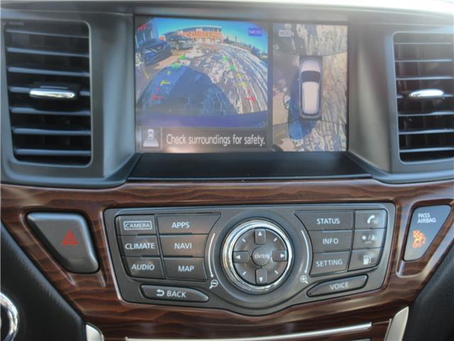 2018 Nissan Pathfinder Platinum (Stk: 7120) in Okotoks - Image 8 of 30