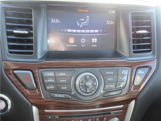 2018 Nissan Pathfinder Platinum (Stk: 7120) in Okotoks - Image 9 of 30