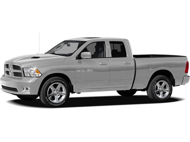 2012 RAM 1500 Laramie (Stk: J19005-2) in Brandon - Image 1 of 5