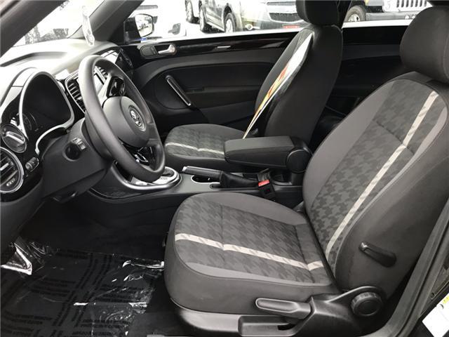 2017 Volkswagen Beetle 1.8 TSI Trendline (Stk: 18381) in Sudbury - Image 8 of 11