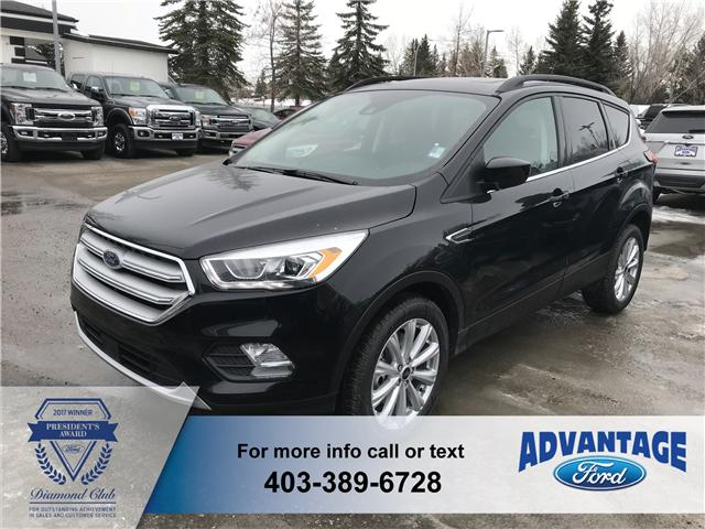 2019 Ford Escape SEL (Stk: K-853) in Calgary - Image 1 of 5