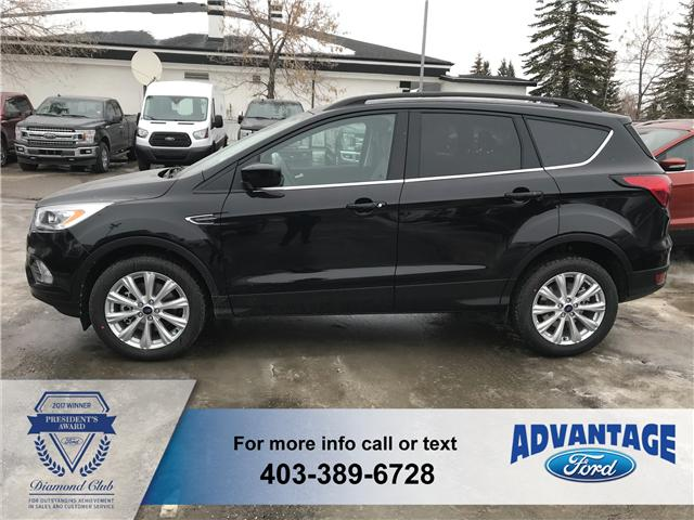 2019 Ford Escape SEL (Stk: K-853) in Calgary - Image 2 of 5