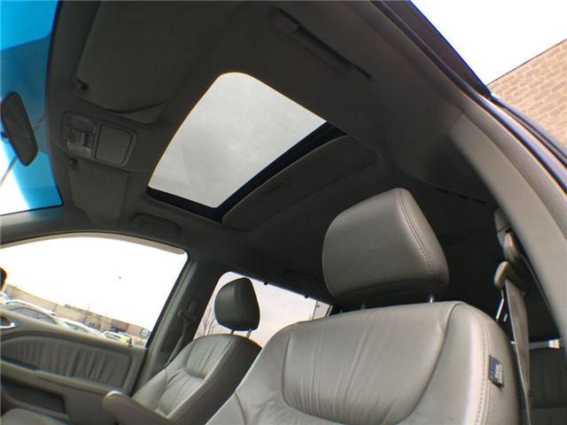 2006 Honda Odyssey EX-L (Stk: 43432A) in Brampton - Image 5 of 24