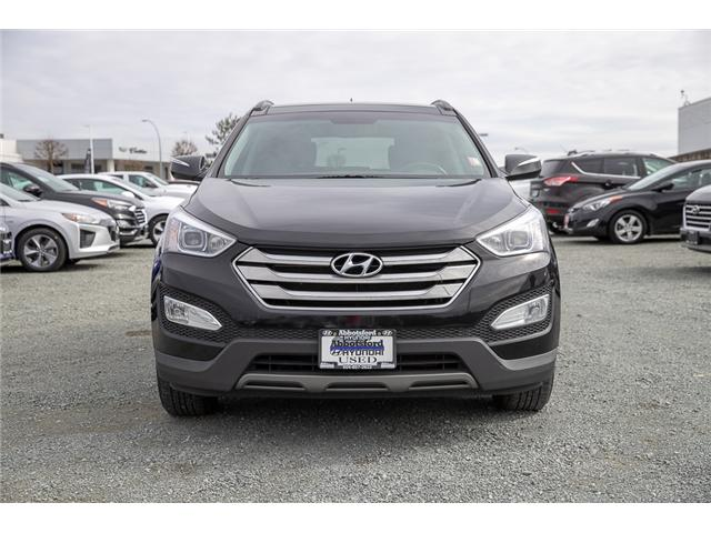 2016 Hyundai Santa Fe Sport 2.4 Luxury (Stk: AH8809) in Abbotsford - Image 2 of 25